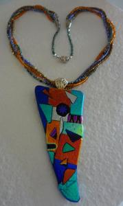 Mystic Picasso Necklace