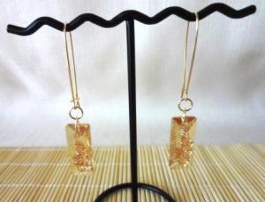 Swarvoski Gold Foil